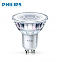 Philips Лампа LED 4.6W GU10 3000K 36D PHILIPS