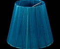 Maytoni Абажур Lampshade LMP-BLUE-130 на цоколь Е14