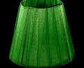 Maytoni Абажур Lampshade LMP-GREEN-130 на цоколь Е14