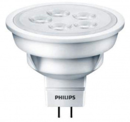 Philips Лампа LED 4.5W MR16 36D 3000K 220V PHILIPS
