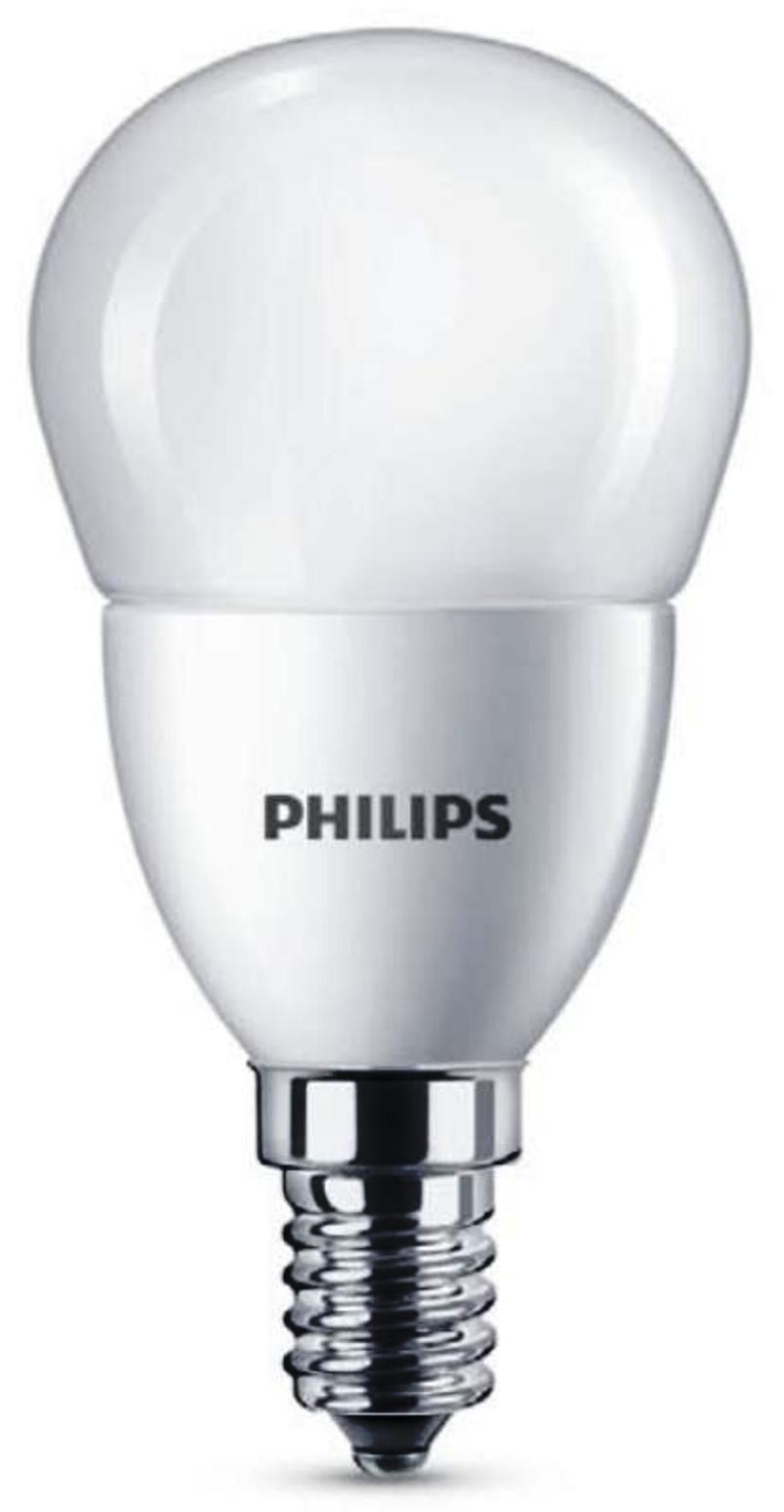 Philips Лампа LED 6.5W E14 4000K 230V P45N PHILIPS